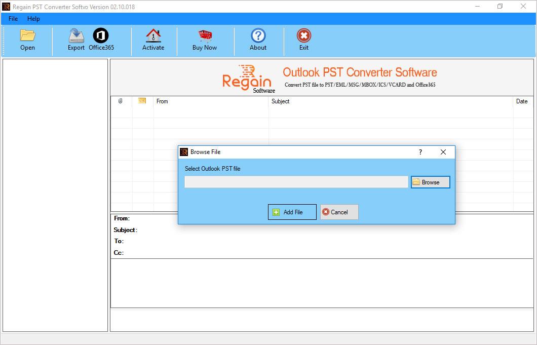 Windows 7 Outlook PST Converter Tool 06.09.10 full